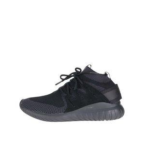 adidas Originals, Pantofi sport negri Adidas Originals Tubular Nova PK