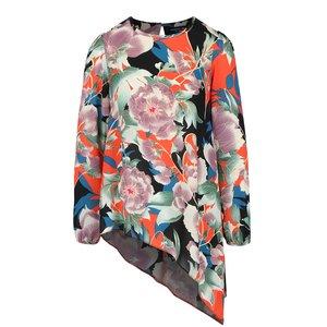 Bluza Cu Imprimeu Colorat Dorothy Perkins Asimetri
