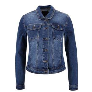 Jachetă albastră Haily's Erica din denim la pretul de 72.5