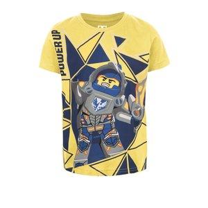 Tricou galben din bumbac LEGO Wear M-line la pretul de 53.99