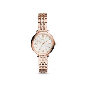 Fossil, Ceas auriu rose pentru femei Fossil cu brățară îngustă
