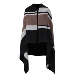 Poncho în dungi Miss Selfridge