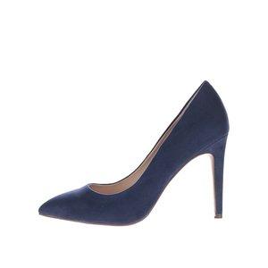 Pantofi Cu Toc Dorothy Perkins Albastru Inchis