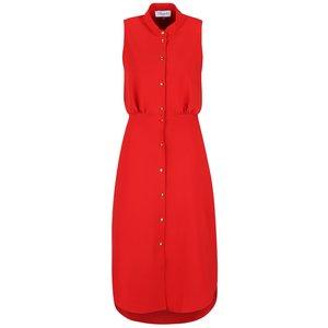 Closet, Rochie roșie Closet cu nasturi