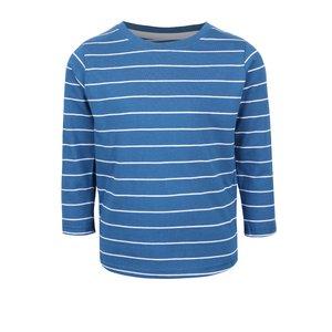 Bluză albastră 5.10.15. cu model în dungi pentru băieți