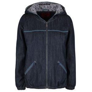 Jachetă din denim Tranquillo Vali cu glugă