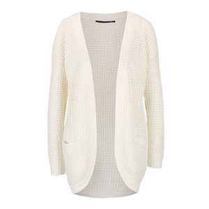 ONLY, Cardigan lung crem ONLY EMMA tricotat