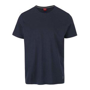 Tricou bleumarin s.Oliver din bumbac