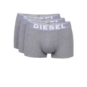 Set gri Diesel cu trei perechi de boxeri de la Zoot.ro