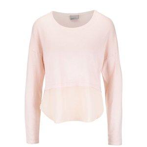 Vero Moda, Bluză roz pal Vero Moda Glory