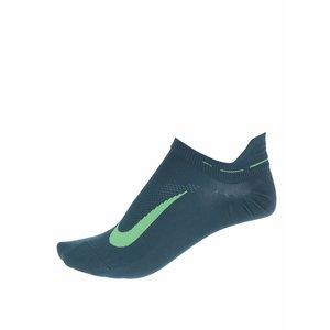Șosete verzi scurte Nike Elite Running