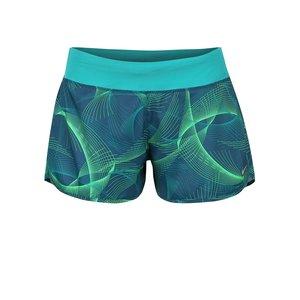 Pantaloni scurți verzi Nike Flex cu imprimeu