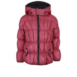 Blue Seven, Jachetă roz Blue Seven cu model discret pentru fete