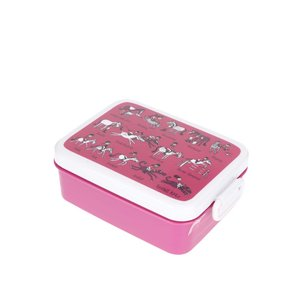 Tyrrell Katz, Cutie pentru gustări roz închis Tyrrell Katz Horses pentru fete