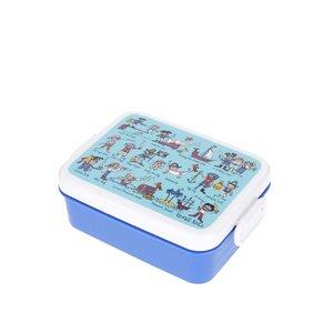 Cutie pentru gustări albastră Tyrrell Katz Pirates pentru băieți