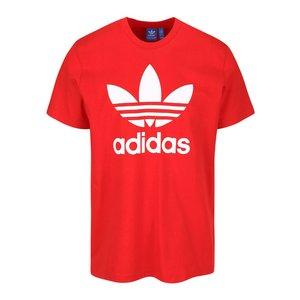 adidas Originals, Tricou roșu adidas Originals cu logo