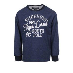 Bluză bleumarin North Pole Kids pentru băieți la pretul de 59.99