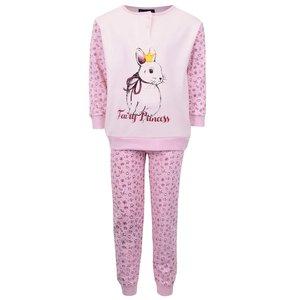 Pijama roz Mix´n Match pentru fete la pretul de 71.99