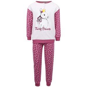 Pijama crem cu roz Mix´n Match