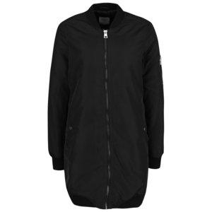 Jachetă bomber neagră Vero Moda Dicte lungă la pretul de 143.75