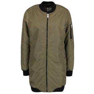 Jachetă bomber verde Vero Moda Dicte lungă la pretul de 229.99