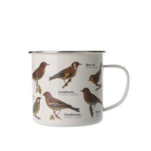 Cană cu imprimeu cu păsări Gift Republic la pretul de 44.99
