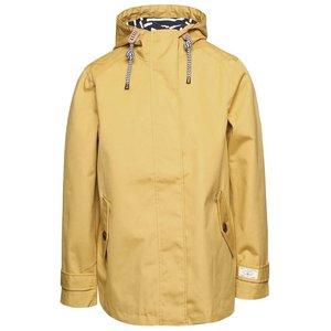 Jachetă impermeabilă galbenă Tom Joule Coast cu glugă de la Zoot.ro