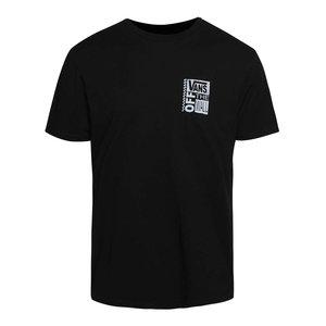 Tricou negru Vans Reflecting cu print