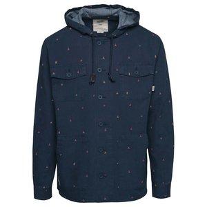 Vans, Jachetă albastru Vand Lismore cu imprimeu