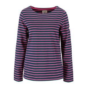 Tom Joule, Bluză roz & verde Tom Joule Harbour din bumbac