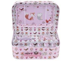 Set Roz Pentru Ceai Sass & Belle De Copii