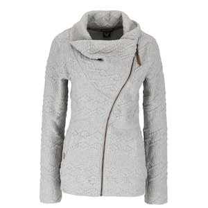 Jachetă subțire gri Ragwear Swing B cu model