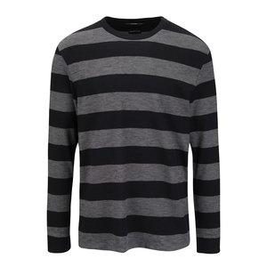 Bluză gri & neagră Selected Homme Urban la pretul de 179.99
