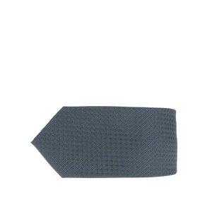 Cravată verde închis Burton Menswear London cu model discret la pretul de 69.99