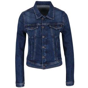 Pepe Jeans, Geacă albastră Pepe Jeans din denim