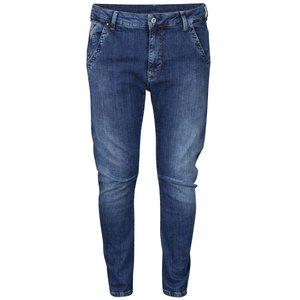 Pepe Jeans, Jeanși slim fit albaștri de damă Pepe Jeans