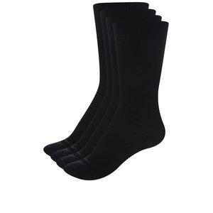 Set patru perechi de șosete negre ONLY & SONS Niko de la Zoot.ro