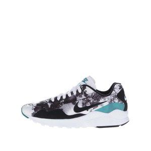 Pantofi sport albi cu negru Nike Air Zoom Pegasus cu print grafic la pretul de 509.99