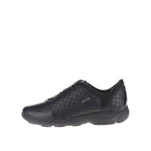 Pantofi sport negri Geox Nebula