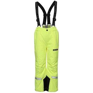 Lego Wear, Pantaloni de ski galben neon LEGO Wear Pax