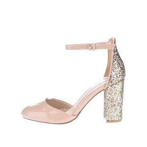 Pantofi Dorothy Perkins cu detalii aurii