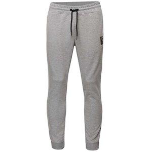 Pantaloni sport gri deschis Jack & Jones Radical cu model discret