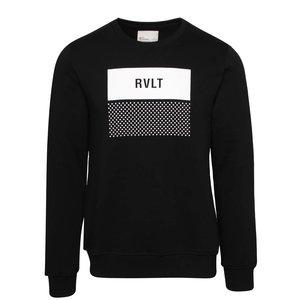 Bluză neagră RVLT cu print la pretul de 232.49