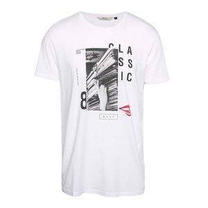 Tricou alb RVLT cu print la pretul de 116.24