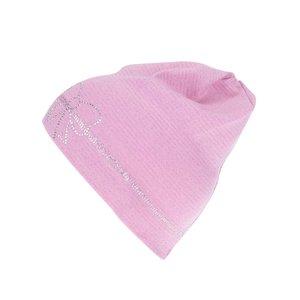 Căciulă roz 5.10.15. pentru fete