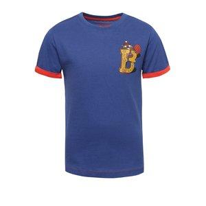 Tricou albastru închis 5.10.15. din bumbac pentru băieți