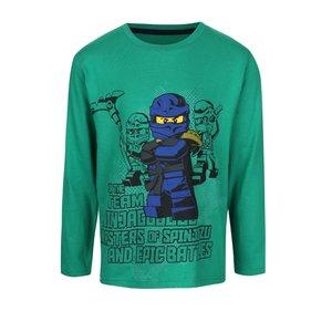 Lego Wear, Bluză verde LEGO Wear cu imprimeu