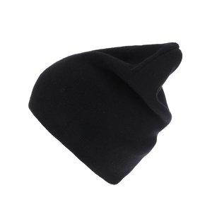 Căciulă reversibilă neagră Quiksilver Heatbag