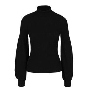 Pulover negru Miss Selfridge cu mâneci ample la pretul de 96.87