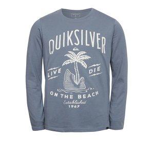 Quiksilver, Bluză albastră Quiksilver pentru băieți